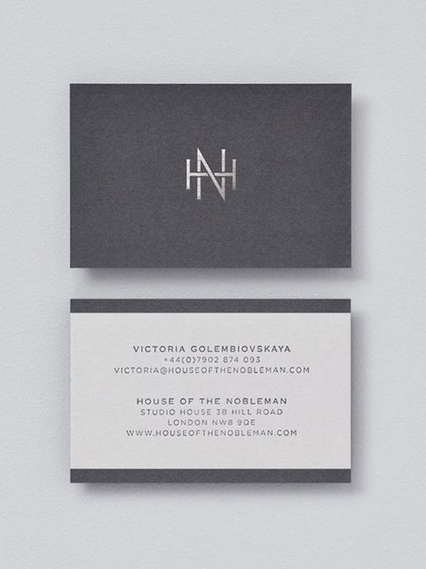 Order High Quality, Beautiful And Elegant Business Cards Or