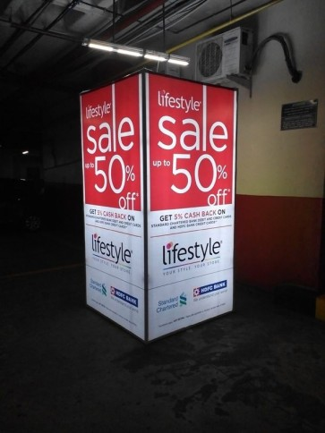 Order Backlit Flex Printing For Glow Sign And Backlit Boards Online At Cheapest Price With Door