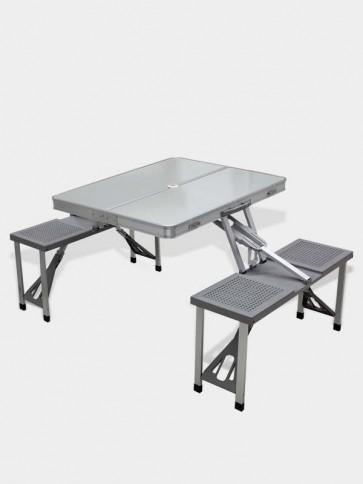 Aluminum Foldable Picnic Table