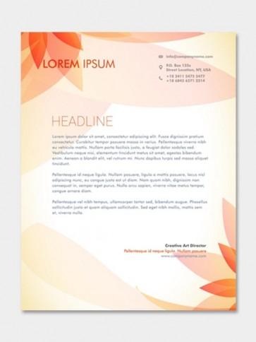 Premium Letter Head Printing