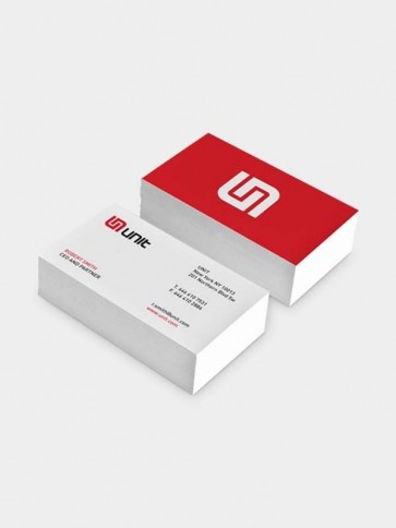 Synthetic Business Card Printing