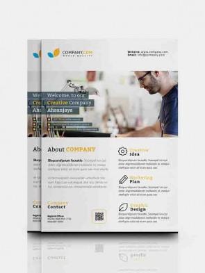 Standard Flyer Printing