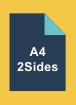 A4 2Sides