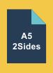 A5 2Sides