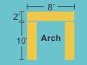 Top Panel 8w 2h Pillars 2w 10h